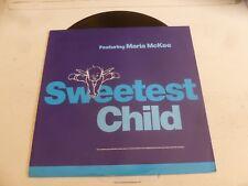 "MARIA McKEE - Sweetest Child - 1992 UK 4-track remix 12"" vinyl single"