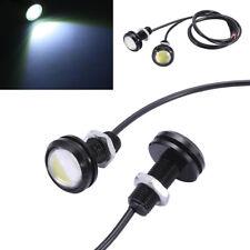 2X18W Eagle Eye Lamp Daylight LED DRL Fog Daytime Running Cars Lights Tail _TI