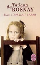 Elle S'Appelait Sarah (Le Livre de Poche) (French Edition)