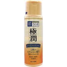 Rohto hadalabo gokujun Premium Hialurónico Loción 170 Ml de Japón F/S
