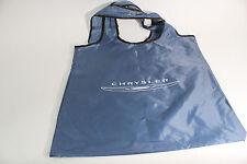 Chrysler Blue Bag Shoulder Tote Shopper