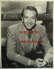 Paul Henreid -Photograph - Autograph - Casablanca