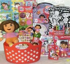 NEW DORA TOY EASTER TOY GIFT BASKET birthday TOYS DOLL GAME BATH PLAYSET