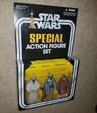 Star Wars Boxed Sample Prototype Boba Fett Villains Target Exclusive 3-pack