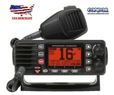 STANDARD HORIZON ECLIPSE GX1300 BLACK 25 WATT VHF MARINE TRANSCEIVER