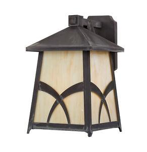 "Ashley Harbour 15"" Outdoor Wall Lantern Fixture Cheyenne Finish ASH22374B"