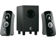Logitech 980-000354 30 Watts 2.1 Z-323 - Speaker System - for PC