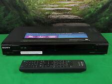 Sony RDR-GX360 DVD Recorder Video Player HDMI 1080p Upscale Black +REMOTE