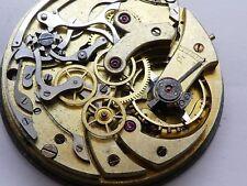 Valjoux watch Big 40mm chronograph movement Caliber for parts (k112)