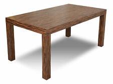 Ausziehbarer Design Holztisch Tisch Ess Wohnzimmer Holz Tische Massiv   SF25 Neu