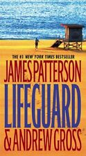 Lifeguard - James Patterson GC paperback Murder, suspense, romance & art theft