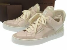 AUTHENTIC LOUIS VUITTON x Kanye West Dons sneakers Leather 0150