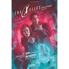 X-Files Archives Volume 2: Skin & Antibodies-ExLibrary