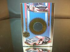 Kyle Petty #45 Sprint Press Pass Hot Threads Race-Used Tire 2002 Card #HT 32