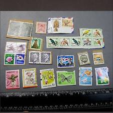 27 Vintage postage stamps loose world/foreign KOREA