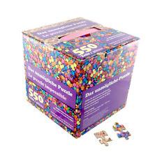 Unmögliches Puzzle, Puzzle für Erwachsene, Puzzle Spiele, beidseitig bedruckt