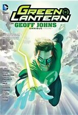 Green Lantern by Geoff Johns Omnibus Vol. 1 by Geoff Johns Hardcover