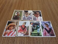 Question Of Sport 1986 Horse Racing Legends Jockeys & Trainers Cards