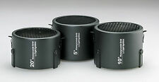Honeycomb Grid Set (5,10,20 deg) for Profoto D1 D2 B1 Air, FREE Shipping from US