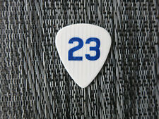 Eddie Vedder pick obtained at Home Shows Rare! Cubs 23 Pearl Jam night 1 EV