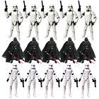 """3.75"""" Star Wars Clone Trooper Stormtrooper Darth Vader Action Figure Jouet Gift"""