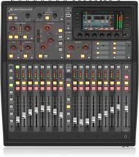 Behringer X32 PRODUCER 40-Input 25-Bus Rack-Mount Digital Console Mixer