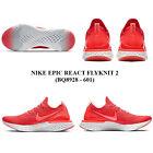 NIKE EPIC REACT FLYKNIT 2 <BQ8928 - 601>,Men's RUNNING Shoes.NEW IN BOX (NO LID)