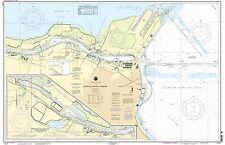 NOAA Chart Corpus Christi Harbor 25th Edition 11311