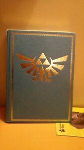 The Legend Of Zelda Skyward Sword Collectors Edition Prima Official Game Guide