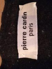 Women's Cardigan by Legendary Designer Pierre Cardin Size 10-14 Used