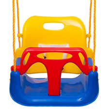 Swing Seat Hanging Chair Outdoor Indoor Baby Toddler Kid Child Leisure Time Game