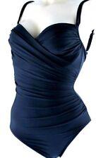Nwt Victorias Secret Magicsuit Criss-Cross Ruched Shaping One Piece Swim Suit 6