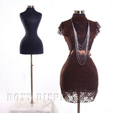 Female Historical Form Mannequin Dress Form Hard Form #Fh02Bk+Bs-04
