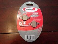 Ravx Design Disc Brake Pads Semi Metallic Magura Clara 2001; Louise Fr 2005