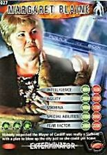 DR. WHO BATTLES IN TIME NO.027 Margaret Blaine