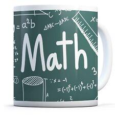 Matematica Lavagna-Bevande Tazza Cucina Compleanno Regalo Divertente Ufficio #14464