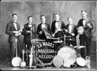 Photo. ca 1925. Australia. Dance Band