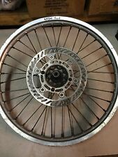Kawasaki 1995 Kx500 Kx 500 21 In Front  Rim Wheel