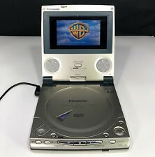 Panasonic Portable DVD Player DVD-L50 Fully Working Condition W/Power Source