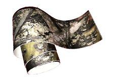 "Camo Micro Fleece Tape 3-3/4"" x 36"" Hunting Deer Turkey Duck Bow Gun Blind Boat"