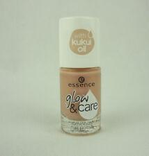 essence Glow & Care Luminous Nail Polish Nagellack 02 Go for glow