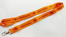 HOUSE MARTELL LANYARD/KEYCHAIN, GAME OF THRONES. FAST FREE SHIPPING
