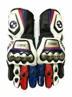 BMW Motorrad MotoGp Leather Motorbike Leather Gloves Motorcycle Gloves