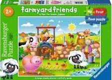 Animals Cardboard Puzzles