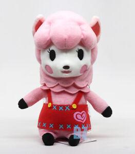 "GENUINE Animal Crossing New Leaf Lisa Reese Stuffed Plush 8"" Little Buddy 1306"