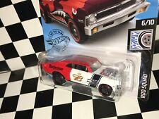 "Hot Wheels 1968 Chevy Nova - ""BUDWEISER RACING"" custom"