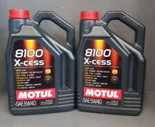 Aceites de motor Motul para vehículos multigrado 10 L