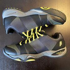 Prince Men's Tennis Shoe T22.5 (Black/Yellow) Size 10.5 (US)
