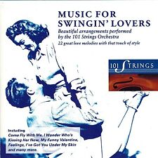 101 Strings Orchestra - Music For Swingin' Lovers (CD)