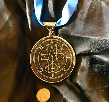 LAMEN OF ASTAROTH In SOLID BRASS Occult Magic Amulet Talisman Magick Witchcraft